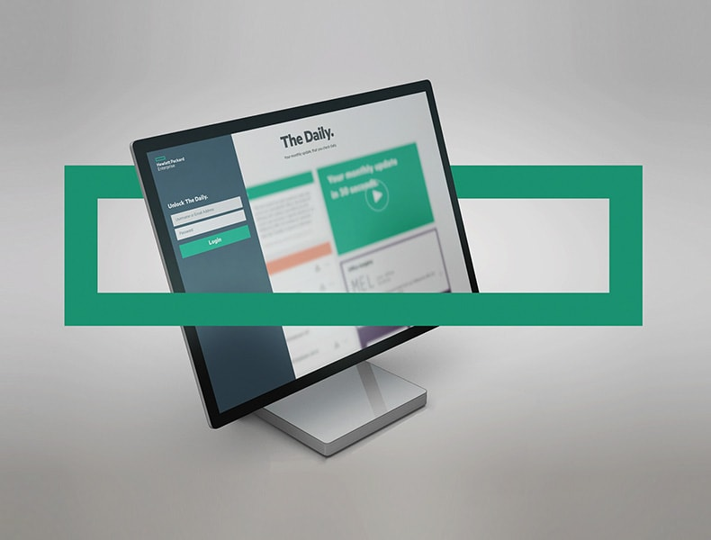 yourcreativeagency - Hewlett-Packard Enterprise