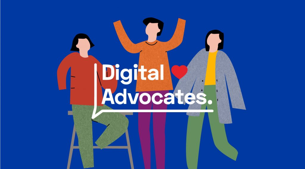 yourcreativeagency - Red Cross 'Digital Advocates'